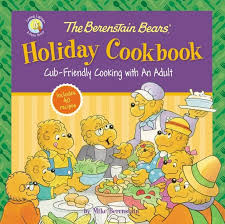 barenstein bears the berenstain bears cookbook