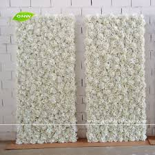 wedding backdrop to buy gnw 7ft white wedding backdrop stage decoration with wedding