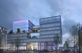 immeuble de bureaux l immeuble de bureaux austerlitz à acquis par la caisse