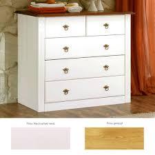 Schlafzimmer Pinie Schubkastenkommode Cardiff 101x86x48 Cm Pinie Farbe Nach Wahl