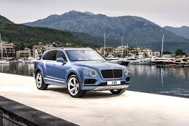 bentley suv 2016 price new bentley bentayga diesel meet the world u0027s brawniest derviest