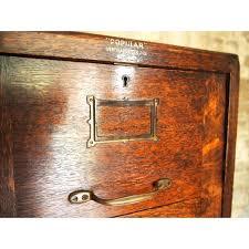Retro Filing Cabinet Vintage Wood File Cabinet Vintage Filing Cabinet 1 Vintage