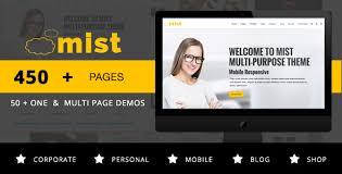 mist u2013 multi purpose responsive joomla template free download