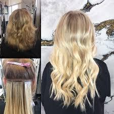 Boheme Hair Extensions by Sekina B Salon 949 285 3625 Color Hair Extensions Sekina B
