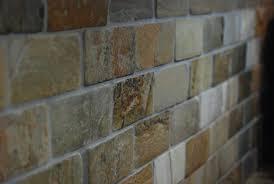 Slate Backsplash In Kitchen Kitchen Backsplash Graceful Stone Backsplash Kitchen