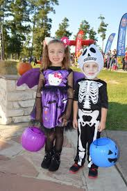 johnson city halloween events trick or treat trail city of conroe