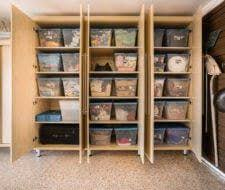 Garage Organization Business - six storage solutions for cluttered garages garage door opener