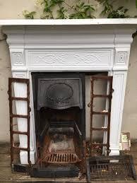 decorative cast iron fireplace home decorating interior design