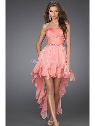 high low hem prom dresses cocktail dresses 2016