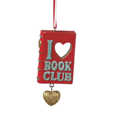i book club ornament item 260972 the mouse