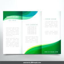brochure templates docs tri fold brochure publisher template tri fold brochure template