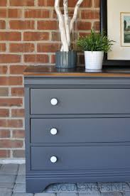 gray furniture paint queenstown gray dresser makeover evolution of style