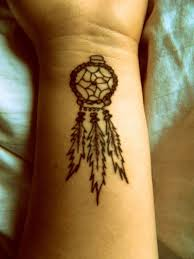 my dream catcher tattoo by shannonann on deviantart