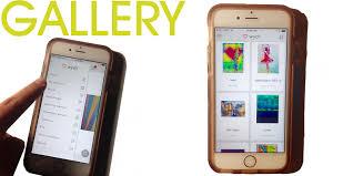 Tinder For Real Estate Wydr The Tinder App For Art Lovers Myranda Ayla Designs