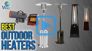 golden flame patio heater top 9 outdoor heaters of 2017 video review