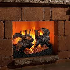 18 u0027 u0027 30 u0027 u0027 peterson real fyre charred oak vented propane gas log