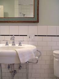 106 best white subway tile bathrooms images on pinterest room