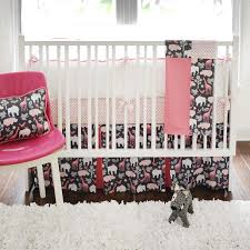 organic cotton crib bedding design ideas