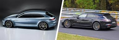 new porsche 4 door 2018 porsche panamera estate price specs release carwow