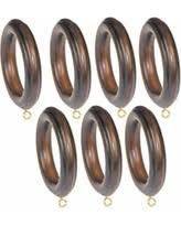 Curtain Ring Clips Walmart 2 Inch Drapery Rings Sales U0026 Deals