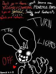Turn On The Lights Lyrics Shadow Bonnie Lyrics Are From Turn The Lights Off By Tally