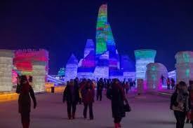 harbin snow and ice festival 2017 2017 harbin ice and snow festival photos inside the harbin