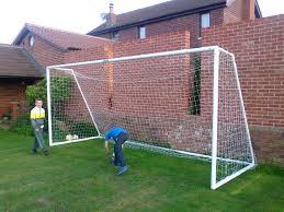 9v9 football goalposts