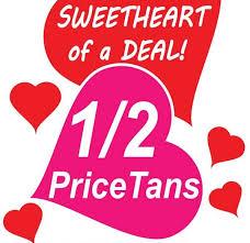 valentines specials specials deals superior spray tanning