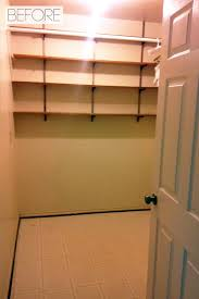 stacy charlie one room challenge laundry room design plans during our first round of renovations we opened up the wall and took the storage nook out of our garage to make the laundry room larger and to correct a