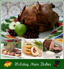 Main Dishes - holiday menu main dishes pocket change gourmet
