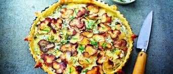 recettes laurent mariotte cuisine tv tarte d hiver aux pommes de terre la recette très facile de