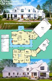 House Plans With Angled Garage Best 25 3 Car Garage Ideas On Pinterest 3 Car Garage Plans