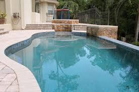 before and after ormond beach pool renovation bryant pools