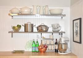 wall mounted kitchen shelves cool wall mounted kitchen shelf