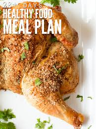 plan it cuisine healthy food meal plan 28 cheap ideas for clean