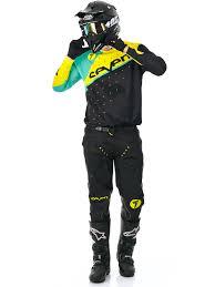 motocross gear ireland seven mx black yellow 2016 zero omni mx jersey seven mx