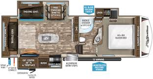 Big Country 5th Wheel Floor Plans Reflection Fifth Wheel 29rs Grand Design Rv