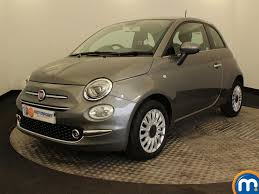 fiat 500 hatchback used fiat 500 hatchback for sale motors co uk