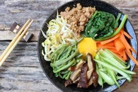 cuisine cor馥nne recette cours de cuisine découverte de la cuisine coréenne le bibimbap