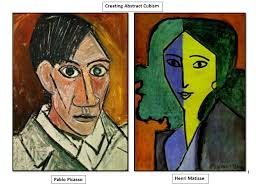 cubism colours cubism and abstraction for