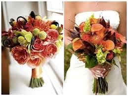 fall flowers for wedding captivating fall wedding flower bouquets maine quotfall