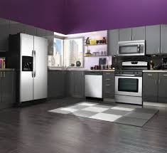 kitchen designs kraftmaid cabinet ideas high gloss gray kitchen