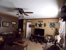 Country Style Home Decorating Ideas Primitive Decor Living Room Manufactured Home Decorating Ideas