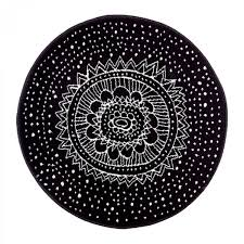 Rugs At Ikea by Brand New Virring Black And White Round Area Rug From Ikea Of