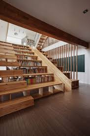 captivating stair saving space design inspiration integrates
