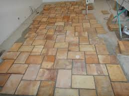country floor terracotta floor tiles simple a kitchen floor laid with marble