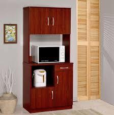 microwave stand with storage modern kitchen with mini fridge