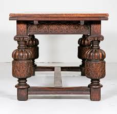 elizabethan era furniture elizabethan dining table back at