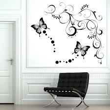 butterfly vine wall stickers parkins interiors butterfly vine wall stickers butterfly vine wall stickers