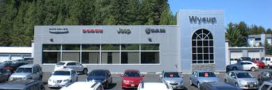 dealer dodge ram wysup chrysler jeep dodge ram dealership providing pullman wa